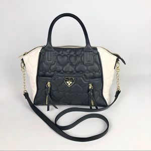 Betsy Johnson Handbag Purse Tote Shoulder Bag big